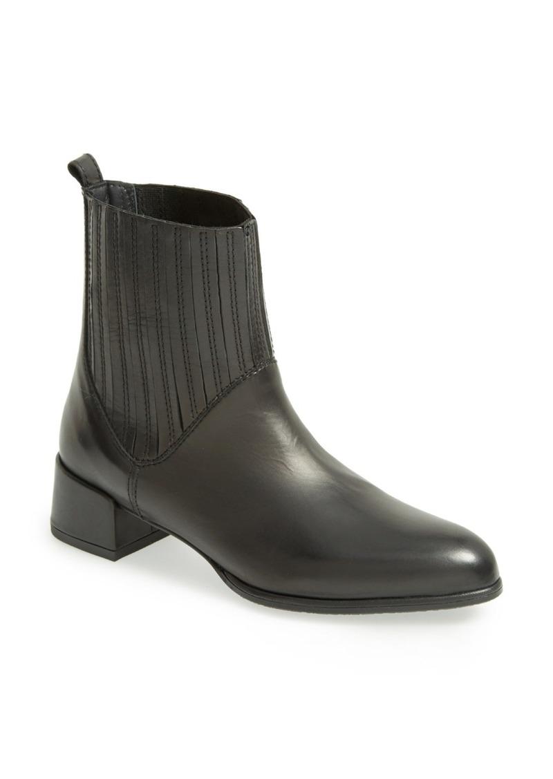 stuart weitzman stuart weitzman 39 slash 39 ankle bootie women shoes shop it to me. Black Bedroom Furniture Sets. Home Design Ideas