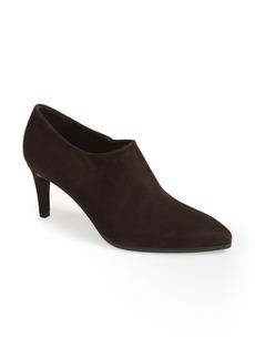 Stuart Weitzman 'Standin' Leather Ankle Bootie (Women)