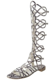 Stuart Weitzman Women's Aphrodite Gladiator Sandal