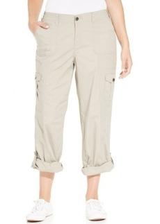 Style & co. Plus Size Convertible Cargo Pants