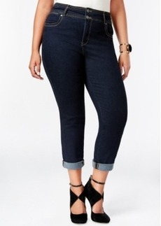 Style & co. Plus Size High-Waist Jeans, Stream Wash