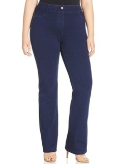 Style & co. Plus Size Pull-On Bootcut Jeggings, Galaxy Wash