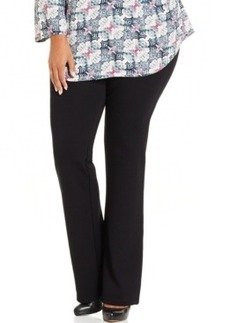 Style & co. Plus Size Pull-On Bootcut Pants, Only at Macy's