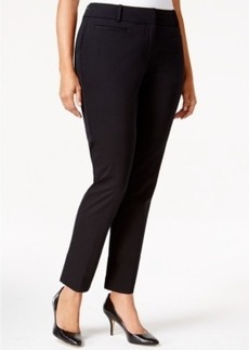 Style & co. Plus Size Straight-Leg Dress Pants, Only at Macy's