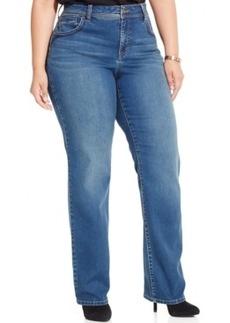 Style & co. Plus Size Straight-Leg Jeans