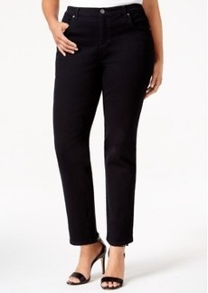 Style & co. Plus Size Straight-Leg Jeans, Only at Macy's