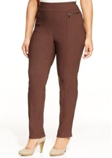 Style & co. Plus Size Zip-Pocket Skinny Pants