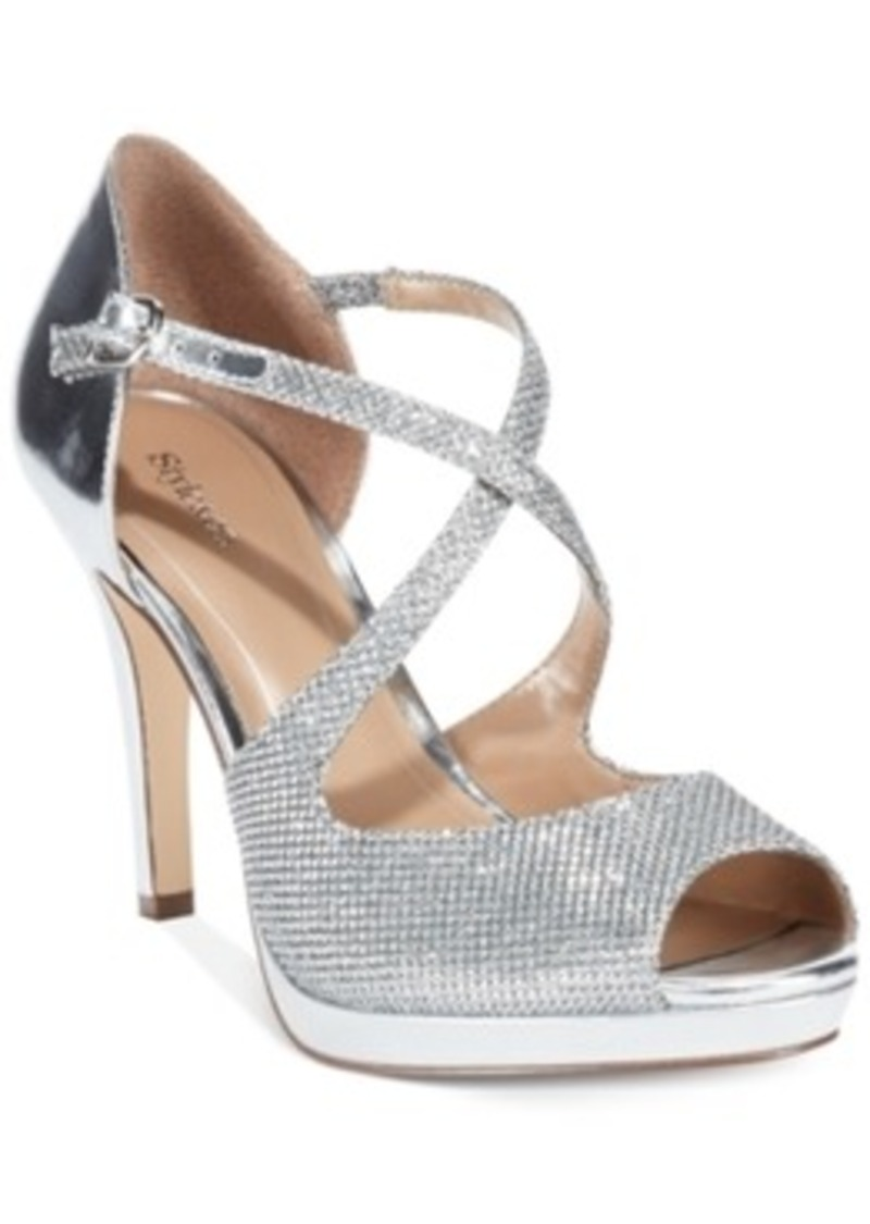 style co style co simmone platform evening sandals
