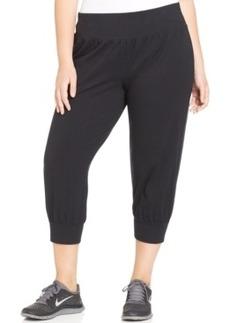 Style & co. Sport Plus Size Capri Jogger Sweatpants