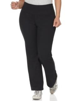 Style & co. Sport Plus Size Tummy Control Active Pants