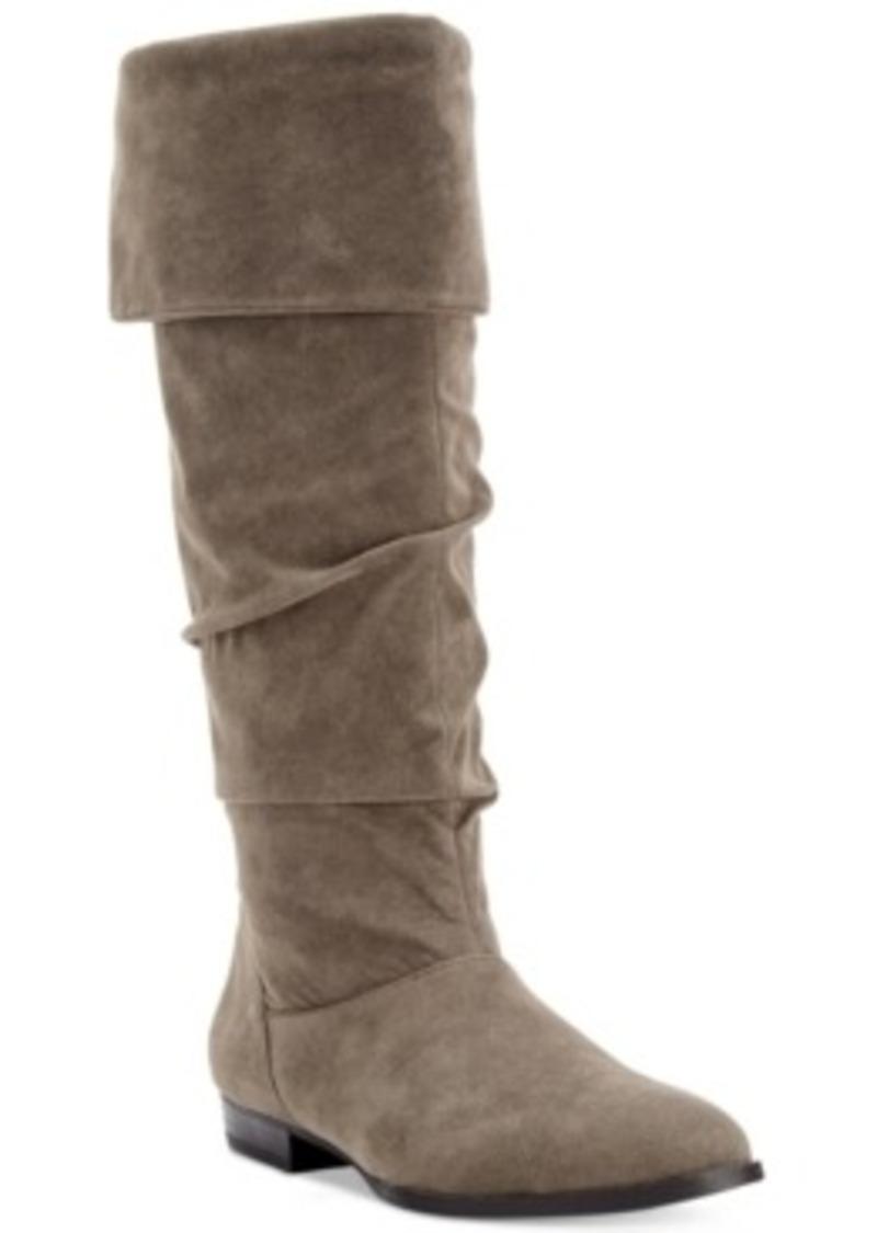 Elegant  Calf Dress Boots Only At Macy39s Women39s Shoes  Shoes  Shop It