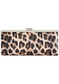 Style&co. Carolyn Leopard Clutch