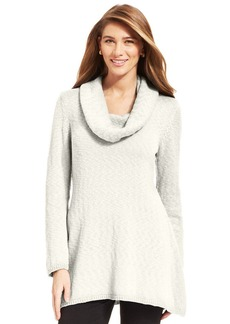 Style&co. Cowl-Neck Sweater Tunic