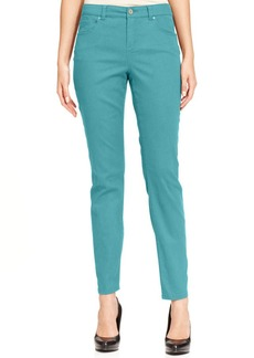 Style&co. Jeans, Skinny-Leg, Colored Wash