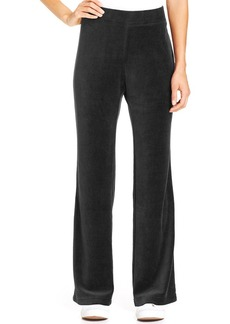 Style&co. Sport Bootcut-Leg Active Velour Pants