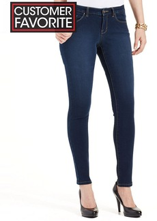 Style&co. Petite Curvy-Fit Skinny Jeans, Wave Wash