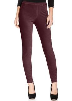 Style&co. Petite Skinny Corduroy Leggings