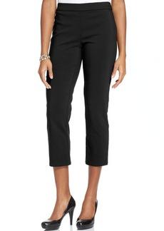Style&co. Pull-On Tummy-Control Capri Pants