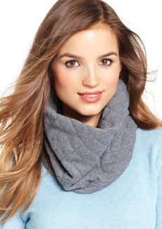 Style&co. Quilted Snood Scarf