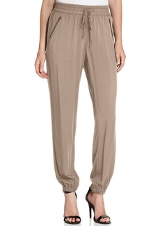 Style&co. Relaxed-Fit Banded Soft Pants