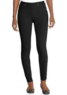 Style&co. Skinny Pull-On Twill Leggings