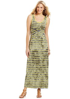 Style&co. Sleeveless Maxi Dress