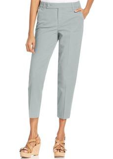 Style&co. Straight-Fit Capri Pants