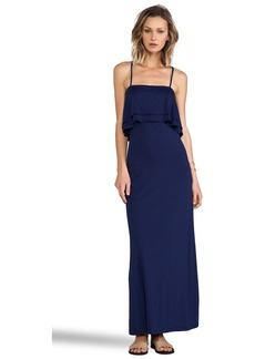 Susana Monaco Ayra Maxi Dress in Navy