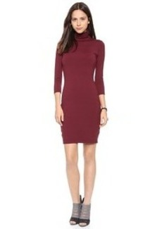Susana Monaco Cat Turtleneck Dress