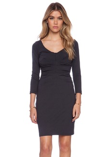 Susana Monaco Center Pleat Dress