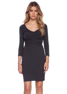 Susana Monaco Center Pleat Dress