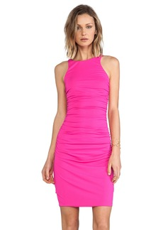 Susana Monaco Double Racer Back Dress