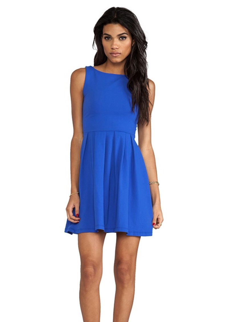 "Susana Monaco Edina 19"" Dress in Blue"