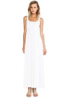 Susana Monaco Elie Maxi Tank Dress in White