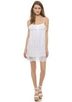 Susana Monaco Elyssa Eyelet Dress