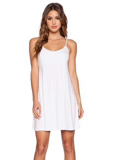 Susana Monaco Float V Neck Dress