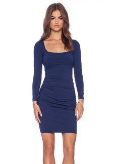 Susana Monaco Gather Sleeve Dress