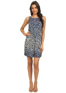 Susana Monaco Gathered Sheath Dress