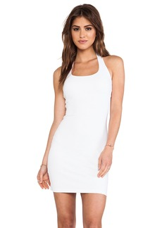Susana Monaco Halter Mini Dress