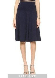 Susana Monaco High Waisted Tea Skirt