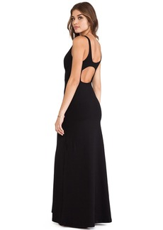 Susana Monaco Jill Maxi Dress in Black