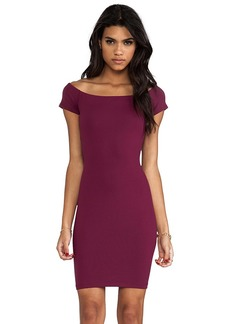 "Susana Monaco Keira 21"" Dress in Purple"