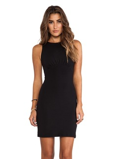 Susana Monaco Kristy Notch Back Dress