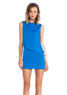 Susana Monaco Mika Side Gathered Tank Dress