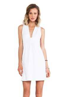 Susana Monaco Nadya Cross Back Dress