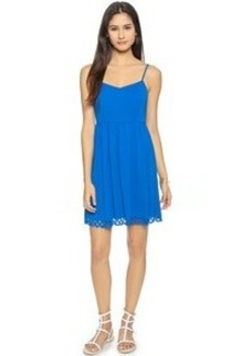 Susana Monaco Nina Laser Cut Dress