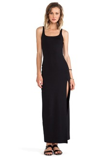 Susana Monaco Phoebe Maxi Dress in Black