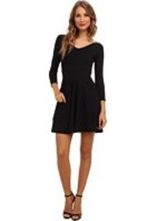 Susana Monaco Pocket Dress