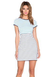 Susana Monaco Popi Striped Midi Dress