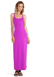 Susana Monaco Racer Back Maxi Dress
